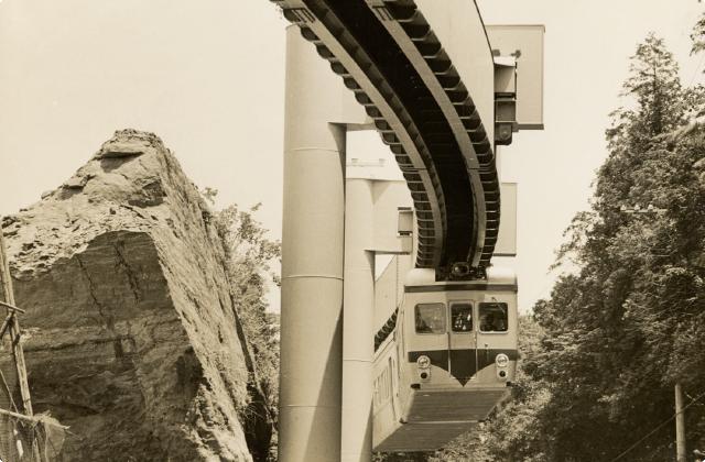 湘南モノレール開業当時の古写真の場所はいったいどこか探す旅(4)