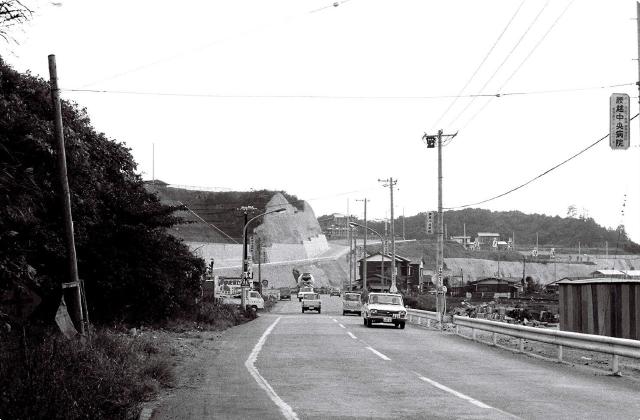 湘南モノレール開業当時の古写真の場所はいったいどこか探す旅(3)