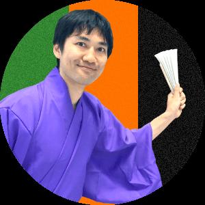 モノ喜利(井上マサキ)ポートレート