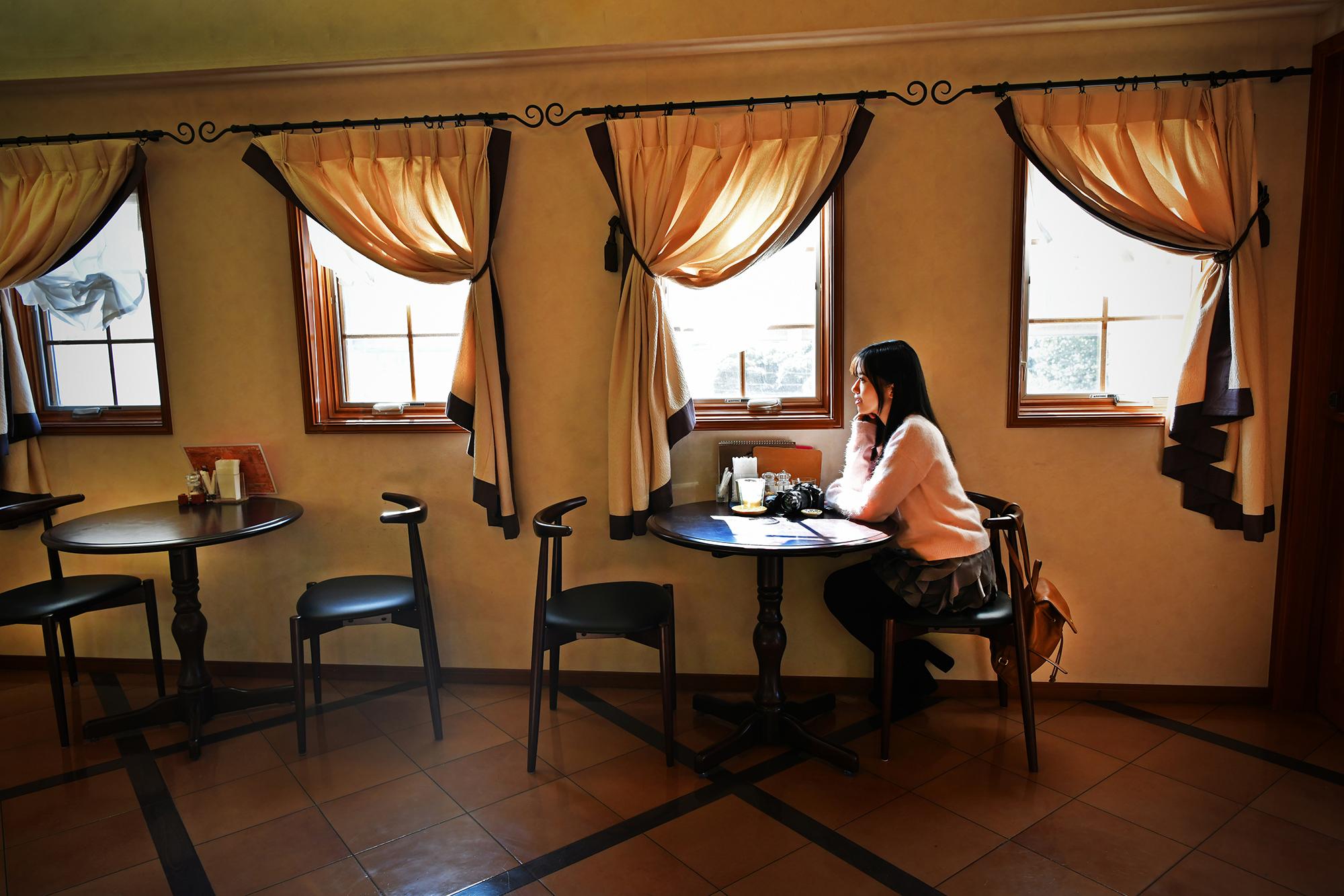 西鎌倉(前編)~ アンチエイジングカフェで優しい冬の光を楽しむ ~