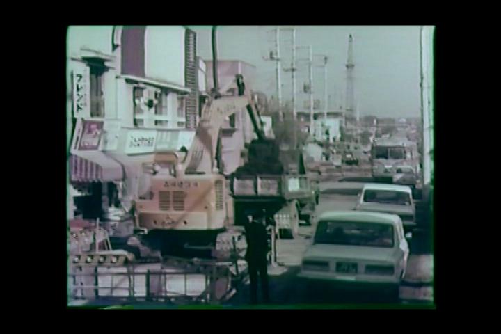 #19 ビデオで見るモノレール基礎工事