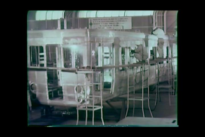 #22 車両の製造、上架(吊り上げ)作業