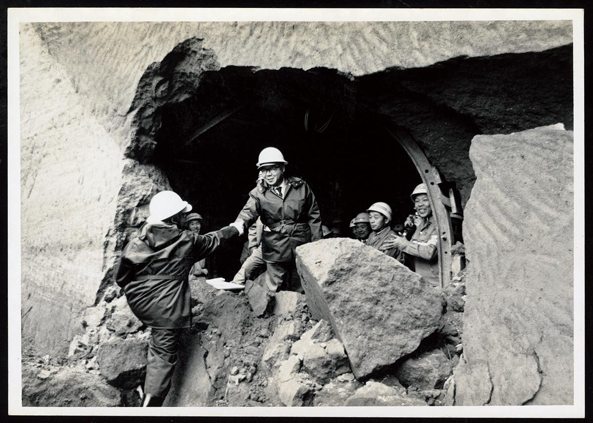 #39 湘南モノレール工事中、最難関だった片瀬山トンネル