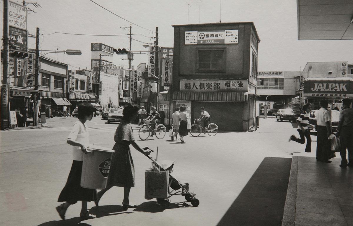 #42 開業当時の湘南モノレール沿線散歩(大船―富士見町)