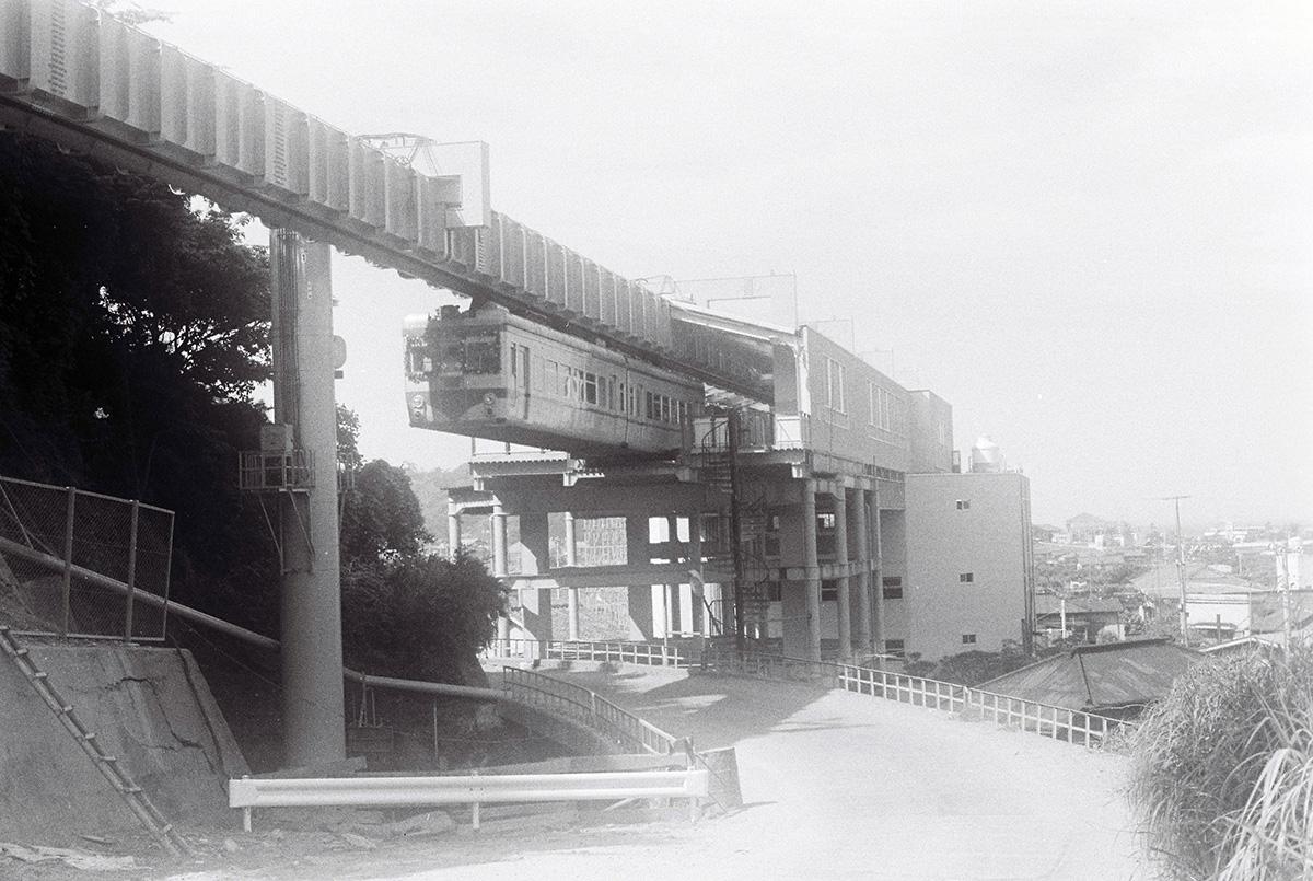 #46 開業当時の湘南モノレール沿線散歩(目白山下―湘南江の島)